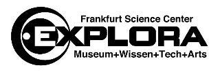 Logo von EXPLORA Museum+Wissen+Tech+Arts